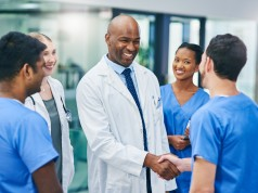 physician recruitment/acceptance